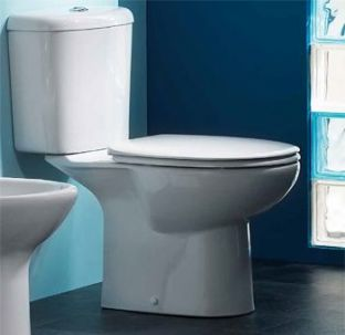 Marbella Pan, Cistern and Soft Close Seat